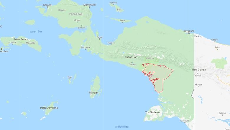 Pemprov Papua Kaget 61 Anak Asmat Meninggal karena Gizi Buruk