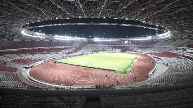 Atmosfer SUGBK bisa mengalahkan suasana Stadion Heysel.