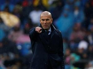 Zidane Masih Dipercaya Pemain-Pemain Madrid