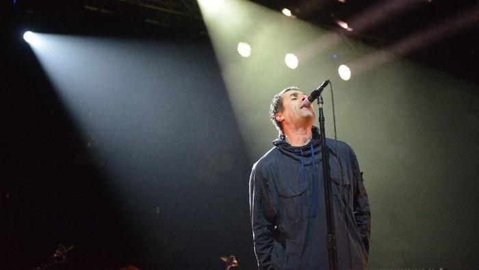 Liam Gallagher di Jakarta