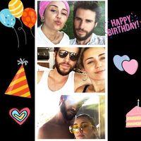 Cara Manis Miley Cyrus Ucapkan Ulang Tahun untuk Liam Hemsworth