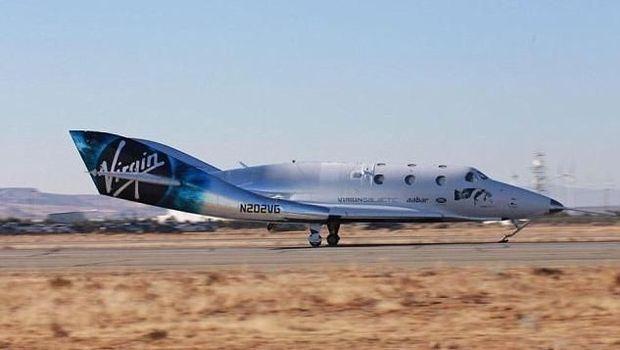 VSS Unity, Pesawat yang Akan Bawa Wisatawan ke Luar Angkasa