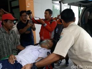 Kepala Siswa SMK di Cirebon Dipanah Orang Tak Dikenal
