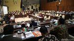 DPR, KPU dan Bawaslu Rapat Bahas Verifikasi Faktual Parpol