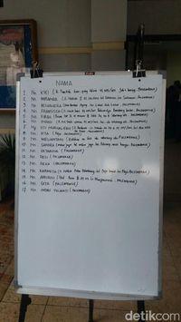 Ini Daftar Korban Ambruknya Selasar BEI di RS Mintohardjo