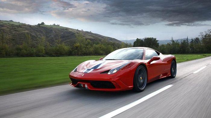 Foto: dok. Ferrari