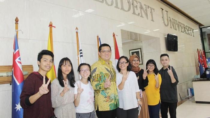 Foto: Dok President University