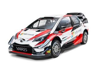 Yaris Ini Jadi Andalan Toyota di Balap Reli 2018