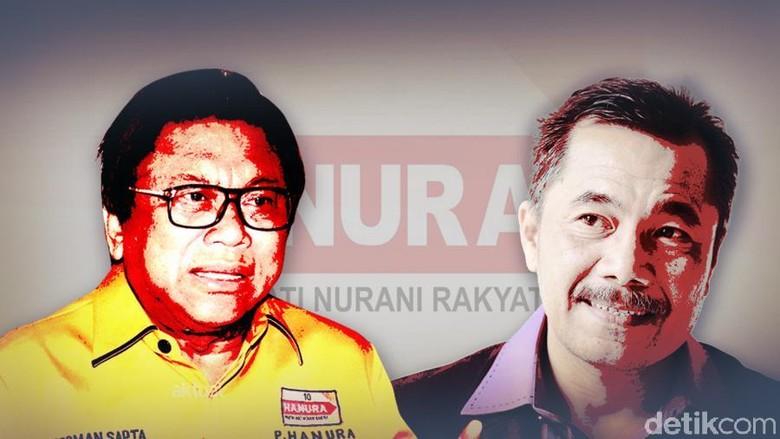 Wiranto ke 2 Kubu Hanura: Pecat-memecat Merusak Partai