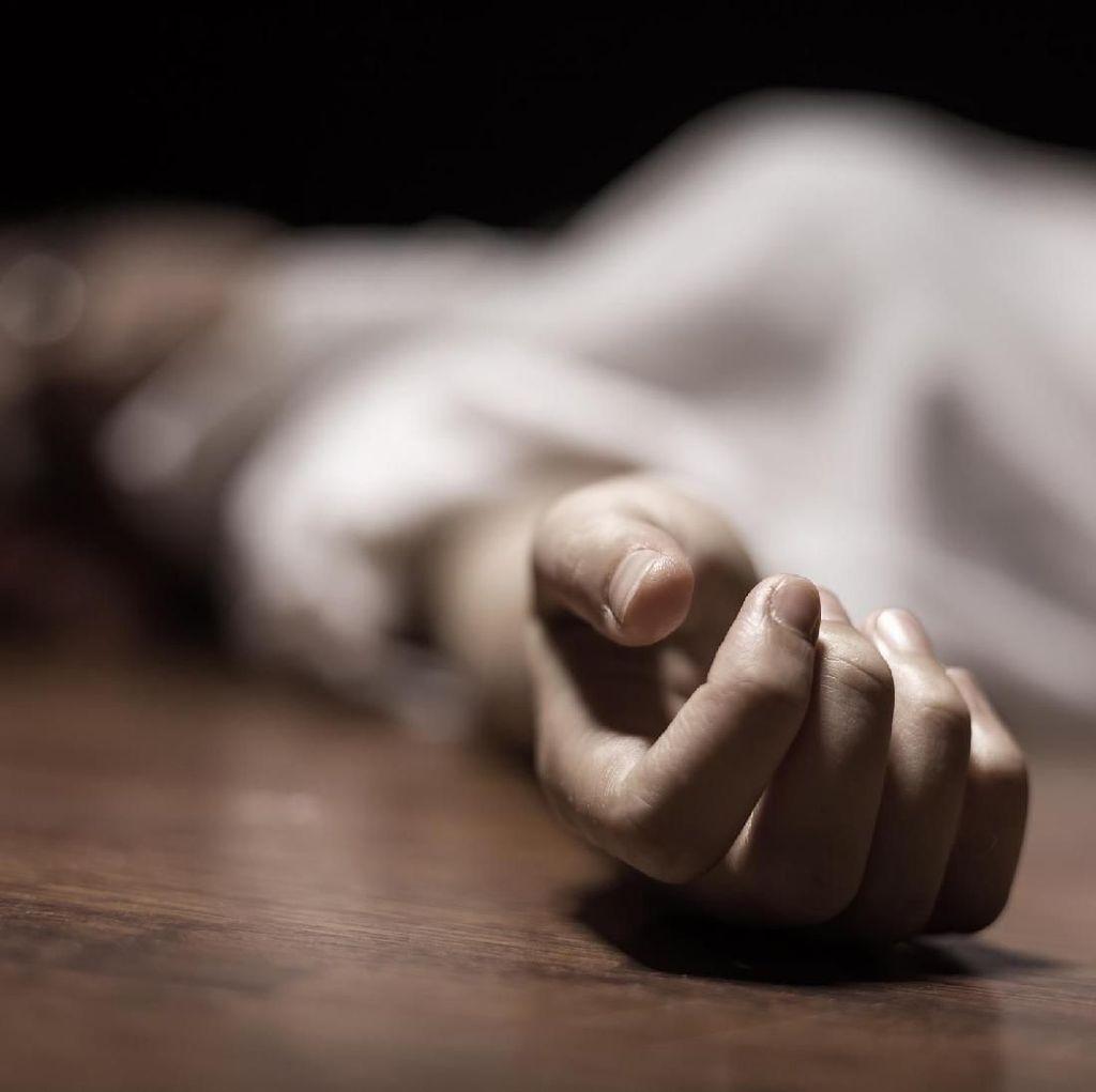 Geger Mayat Pria Berlumuran Darah di Kebun Teh Cianjur