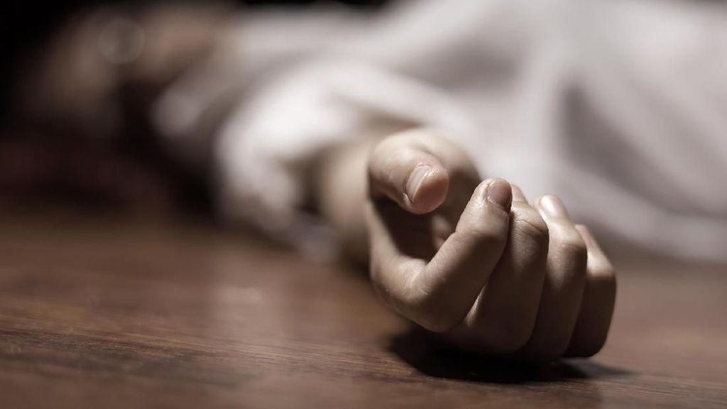 Perempuan Tua Ditemukan Tewas Bersimbah Darah di Sumedang