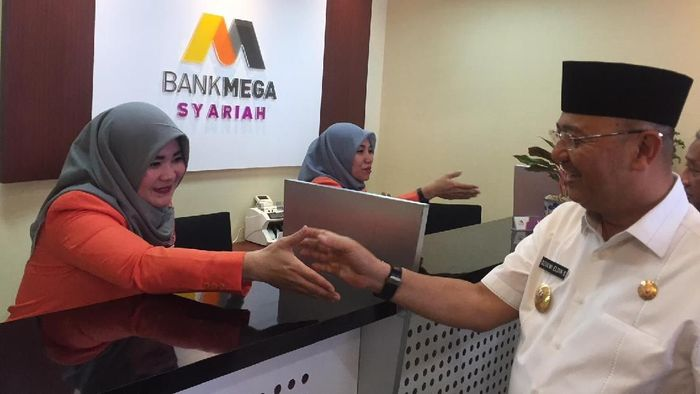 Bank Mega Syariah (Foto: Jefris Santama/detikcom)