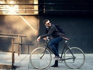 Peneliti Sebut Bersepeda Tidak Membahayakan Kesehatan Seksual Pria