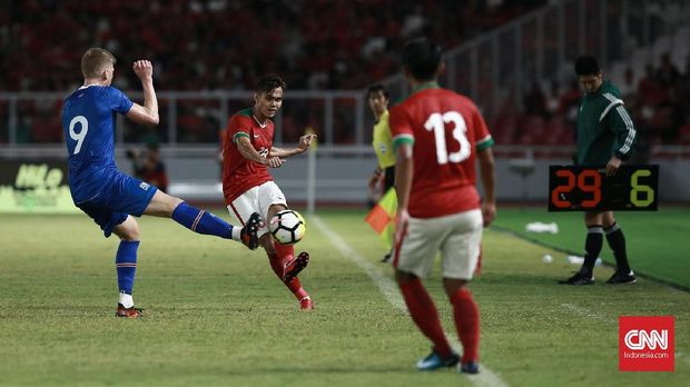 Timnas Indonesia dinilai memiliki progres yang bagus menuju Asian Games 2018.