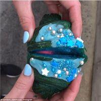 Di Australia Ada Croissant Bertema Mermaid, Isinya Krim Lumer Meleleh