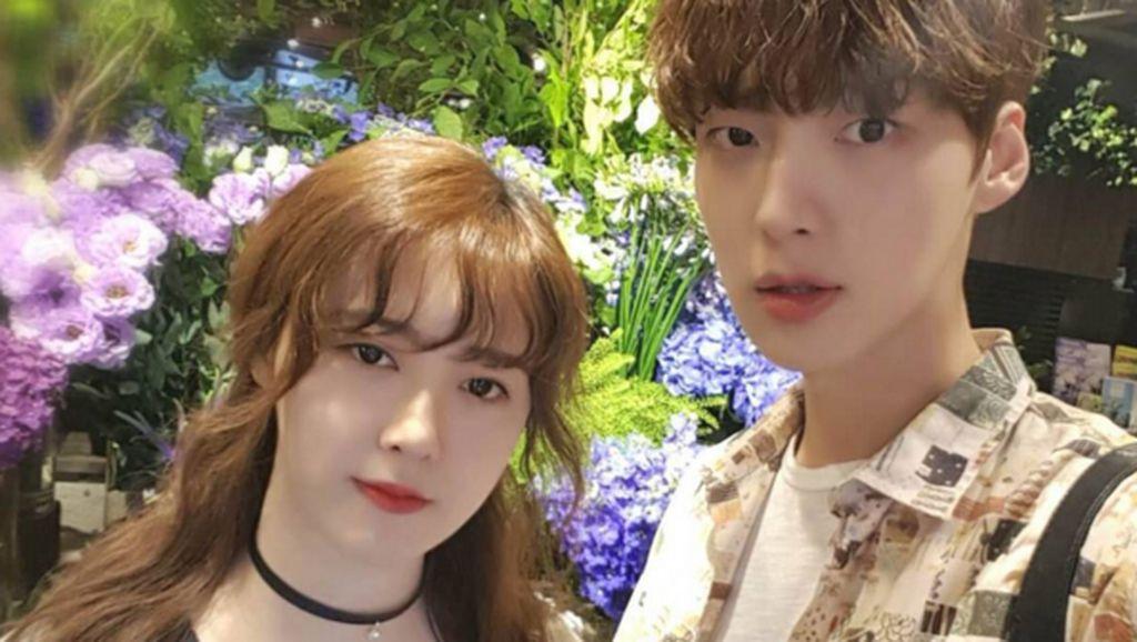 Makin Pelik, Ahn Jae Hyun-Goo Hye Sun Saling Umbar Aib