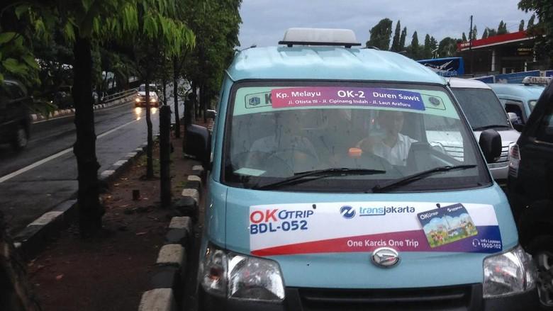 Hampir Sepekan Uji Coba OK Otrip, TransJ Fokus Sosialisasi ke Warga
