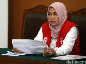Sidang Tuntutan Ditunda, Asma Dewi Berharap Bebas