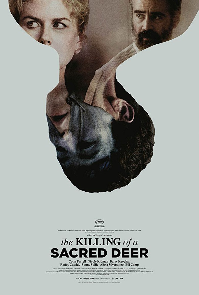 The Killing of Sacred Deer: Kutukan yang Melenakan