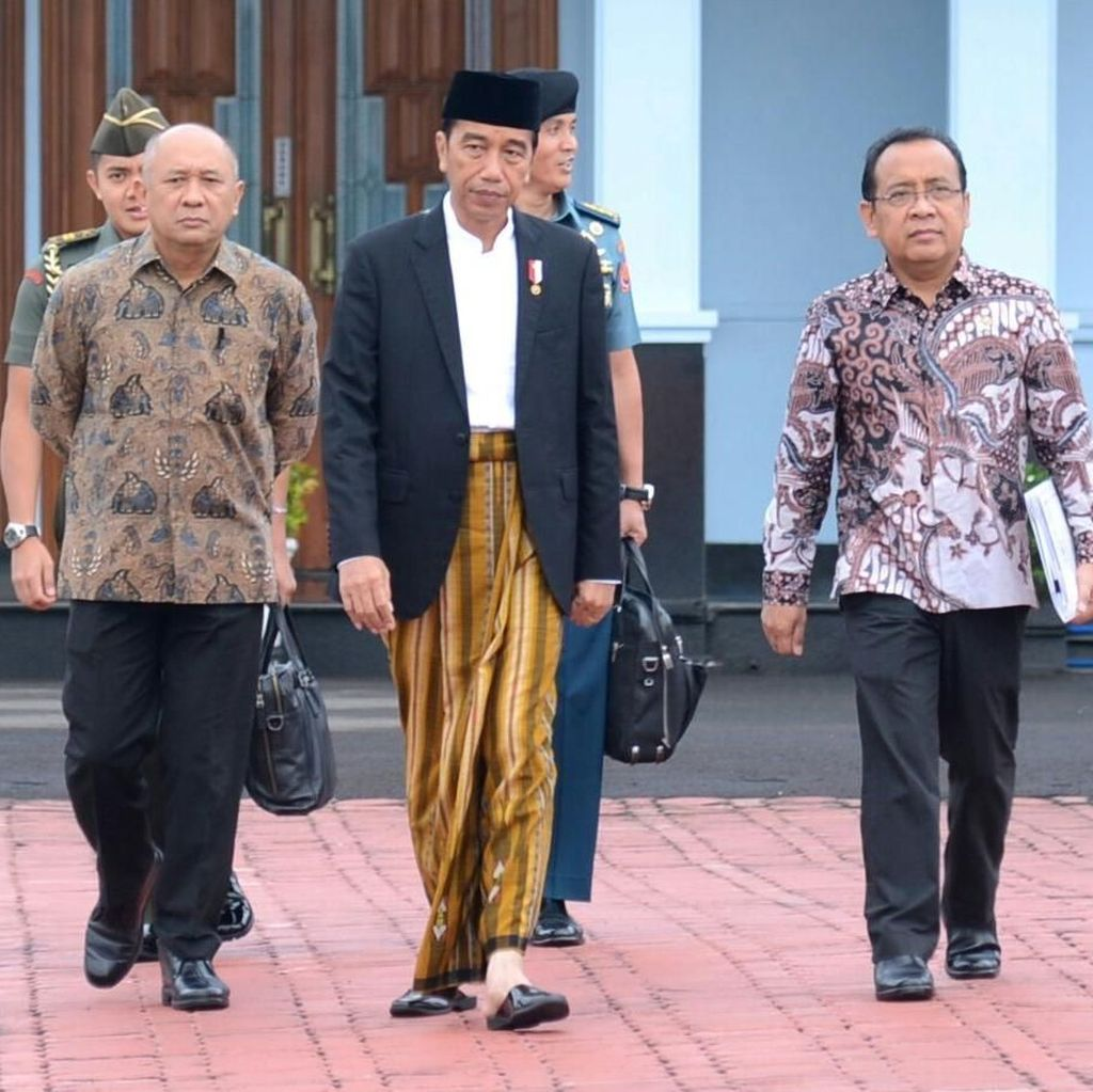 Mahfud Md Ungkap Peran Mensesneg, PD Sebut Jokowi Langgar UU ASN