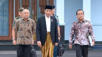 Jokowi Bentuk Tim Internal Seleksi Cawapres, Dipimpin Pratikno?