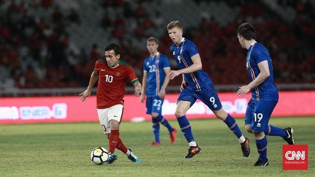 Timnas Indonesia dianggap memiliki potensi untuk Asian Games 2018 nanti.