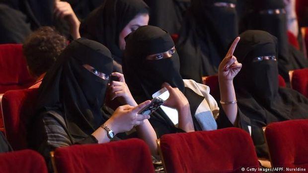 Bioskop Berkonsep Rumahan Bikin Arab Saudi Makin Nge-pop