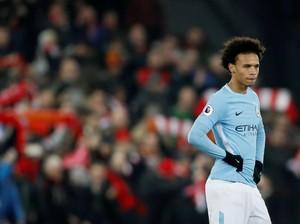 Sane: Laga yang Luar biasa untuk Fans, Tidak untuk City