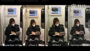 Mi Note 3 Ungguli Kestabilan Kamera iPhone X