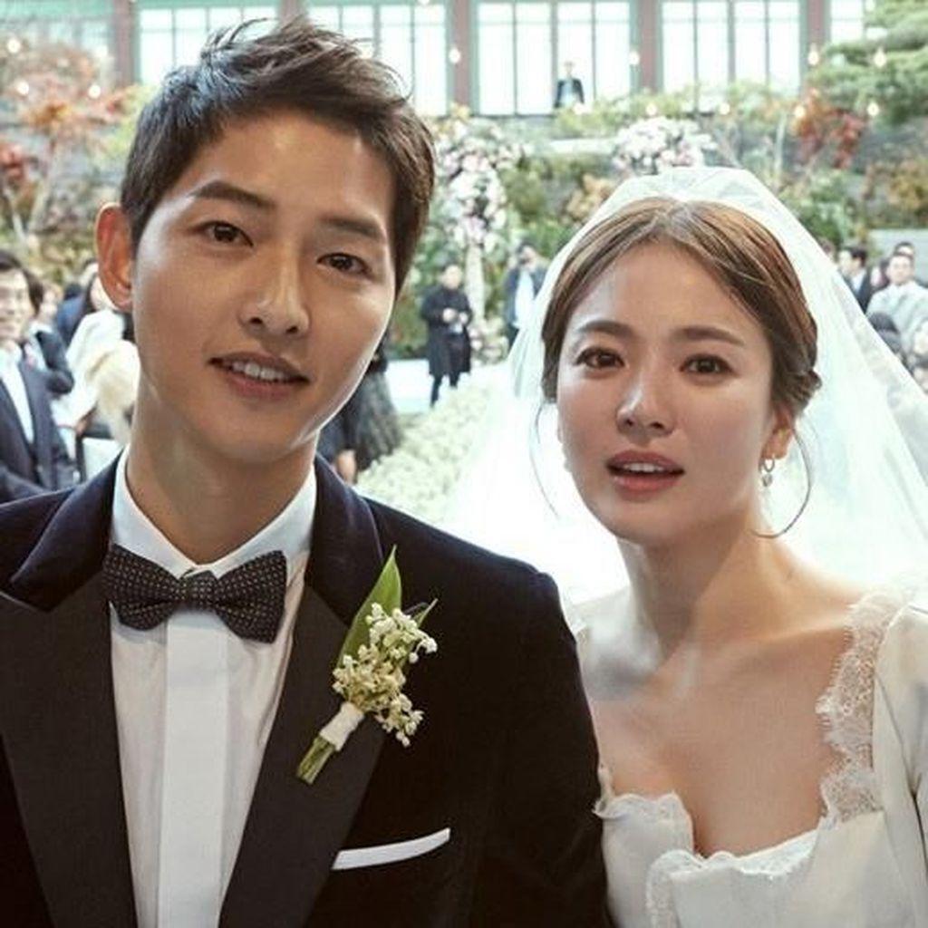 Gara-gara Tak Pakai Cincin, Song Hye Kyo-Song Joong Ki Dikabarkan Cerai