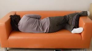 Belum Sempat Kabur, Orang yang Diduga Maling Ini Malah Ketiduran di TKP