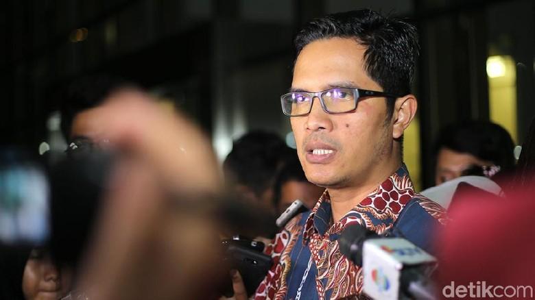 Diserang Peradi Soal Fredrich, KPK: Kami Sesuai Hukum Acara