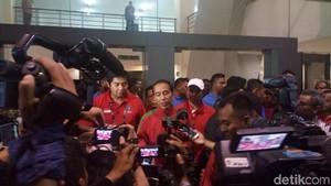 Ingatkan Lagi Pentingnya Kompetisi., Jokowi Juga Beri Selamat untuk Persib