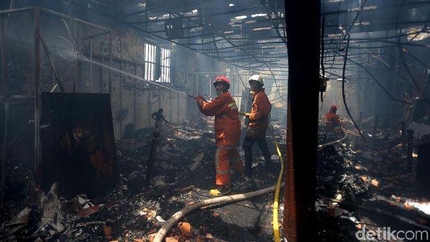 Cadik Nusantara, Saksi Bisu Kebakaran Museum bahari