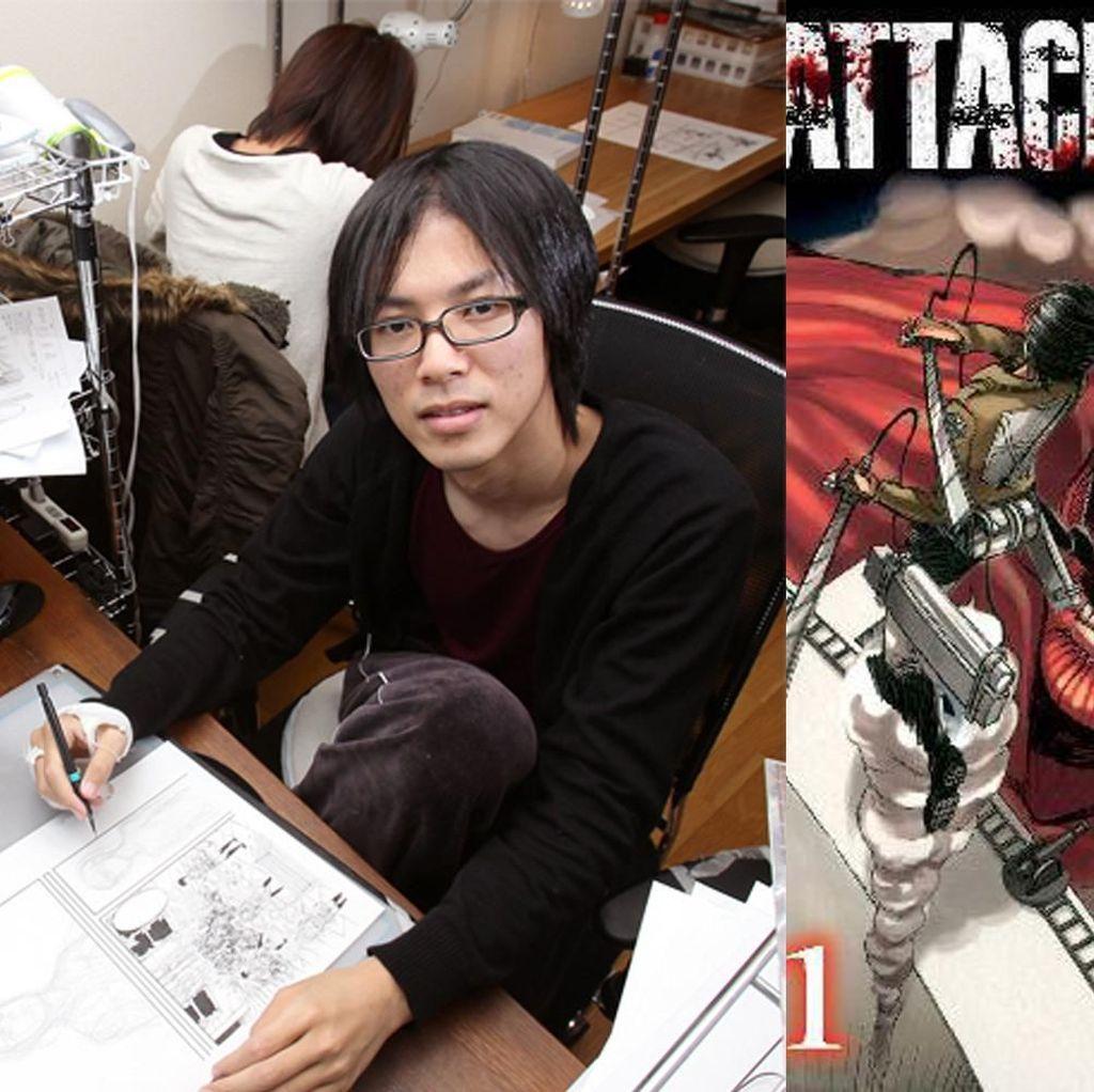Manga Attack on Titan Umumkan Rencana Spin-off