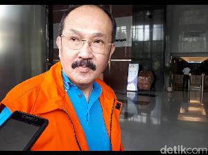 Di Sidang, Fredrich Mengaku Dilecehkan Pakai Rompi Tahanan KPK