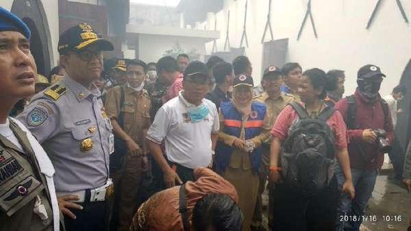 Sebelum Terbakar, Pemprov DKI Sempat Rapat Keamanan Museum Bahari