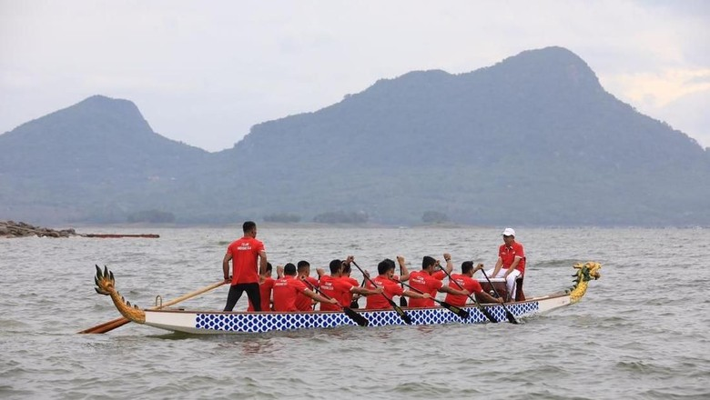 Perahu Naga Bidik Dua Emas di Asian Games 2018