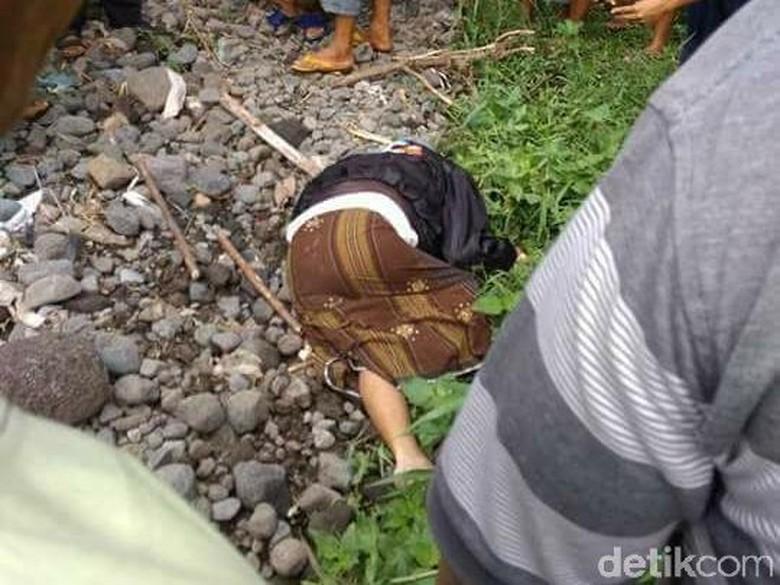 Identitas Mayat Pria Tertelungkup di Bawah Jembatan Terungkap