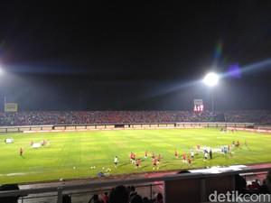 Bali United vs Tampines Rovers, Spaso Masuk Starting XI