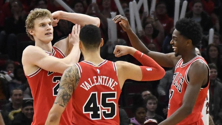 Pemain Bulls Pecahkan Sebuah Rekor Tiga Angka Stephen Curry