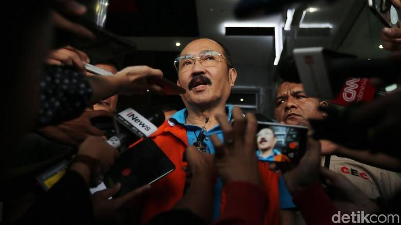Fredrich Mengaku Sewa 3 Kamar RS Medika untuk Ajudan Novanto