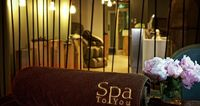 Fasilitas spa di Hotel London Hilton on Park Lane (Hilton)