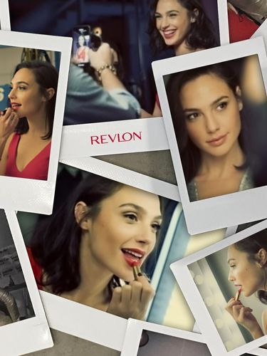 Gal Gadot Jadi Brand Ambassador Terbaru Revlon