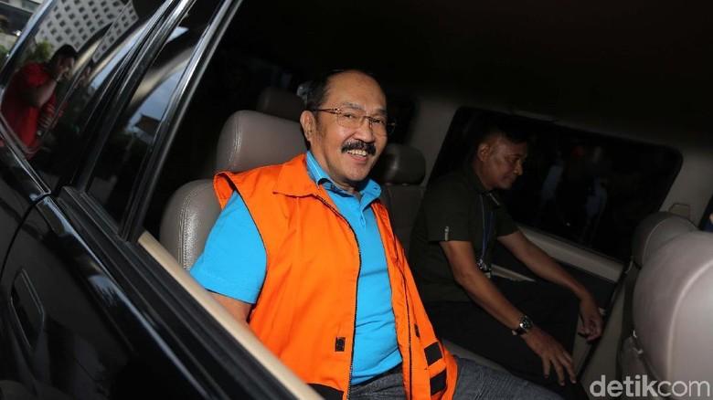 Fredrich Yunadi Didakwa Rekayasa Sakitnya Setya Novanto