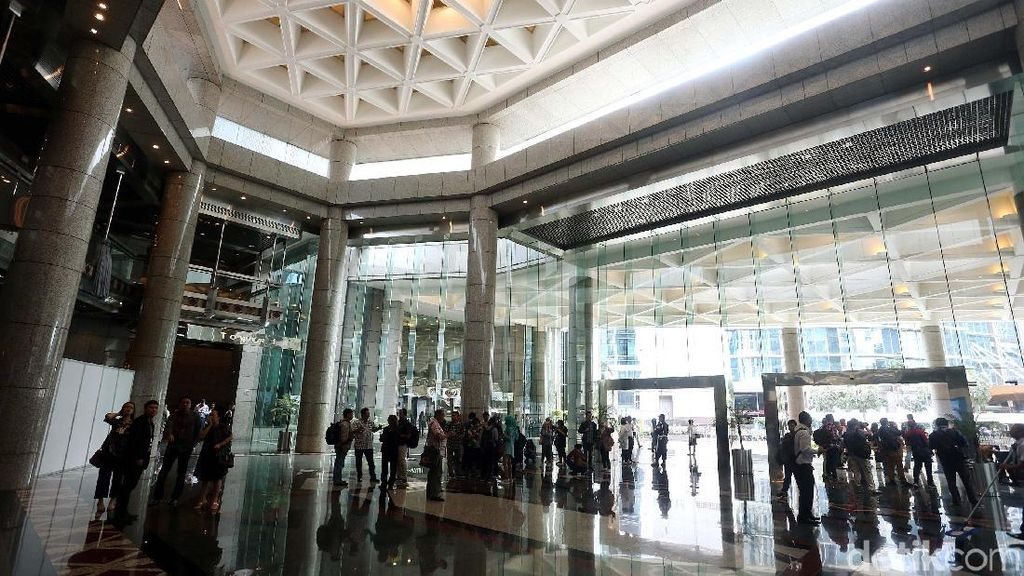 Pengelola Gedung BEI: Tak Ada  Perawatan Khusus pada Selasar