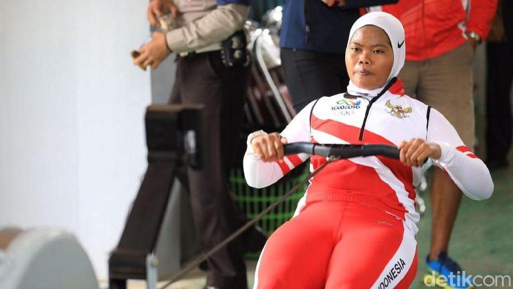 Dewi Yuliawati, Tentang Persiapan Asian Games 2018 dan Hijab