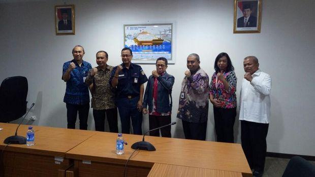 Menteri BUMN Tunjuk Edi Sukmoro Jadi Dirut  KAI