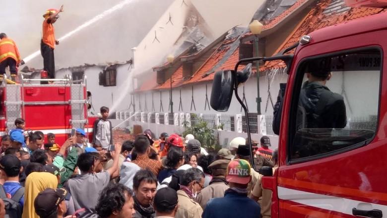 Anies: Museum Bahari yang Terbakar Baru Direnovasi November 2017
