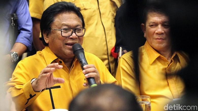 Didukung DPD Hanura, OSO: Jumlahnya Kuorum, Bisa Bikin Munaslub